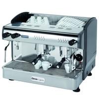 Bartscher Espressomachine Coffeeline G2 | 11,5 liter | 2 groepen | 3,3 kW/h | 677x580x523(h)mm