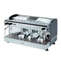 Bartscher Espressomachine Coffeeline G3 | 17,5 liter | 3 groepen | 4,3 kW/h | 967x580x523(h)mm