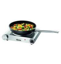 Bartscher Kookplaat elektrisch 1K1500 | 1 kookpit | 1,5 kW/h | 305x245x85(h)mm