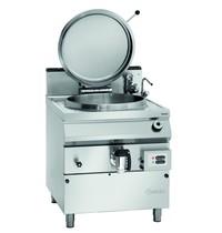 Bartscher Kookketel gas   100 liter   21 kW/h   Automatische vulstand controle   800x900x900(h)mm