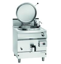 Bartscher Kookketel gas   135 liter   Automatisch vulstand controle   21 kW/h   800x900x900(h)mm