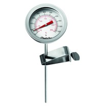 Bartscher Thermometer A3000 TP RVS | 1 verstelbare houderclip | 50x50x320(h)mm