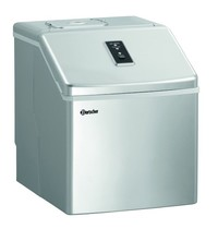 Bartscher Ijsblokjesmaker W150 | 2,3 liter | 15kg/24h | Voorraad 1kg | 290x390x355(h)mm
