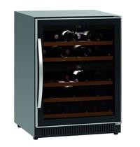 Bartscher Wijnkoelkast 2Z | 119 liter | 14 flessen boven - 26 flessen onder | 230V | 590x575x825(h)mm
