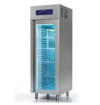 Mastro Vrieskast | 700L | RVS | -10°C/-22°C | Geventileerd | 5 Schappen (2/1 GN) | 700x810x2150(h)mm