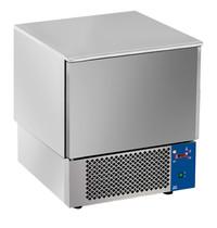 Mastro Blastschiller RVS | 5x 1/1 GN of 600x400mm | Geventileerd | 230V | 750x740x860(h)mm