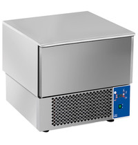 Mastro Blastschiller RVS | 3x 1/1 GN of 600x400mm | Geventileerd | 230V | 750x740x760(h)mm