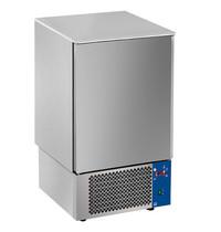 Mastro Blastschiller RVS | 10x 1/1 GN of 600x400mm | Geventileerd | 230V | 750x740x1300(h)mm