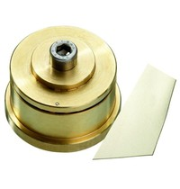 Bartscher Pastamatrijs Brons voor Sfoglia 135mm   55x55x40(h)mm