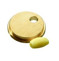 Bartscher Pastamatrijs Brons voor Gnocchi Ø12mm   55x55x10(h)mm