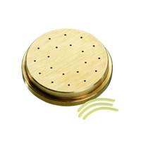 Bartscher Pastamatrijs Brons voor Cap. Dangelo Ø1mm | 55x55x10(h)mm