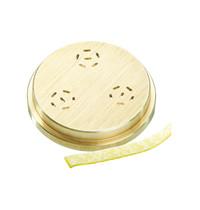 Bartscher Pastamatrijs Brons voor Tagliolini 3 mm   55x55x10(h)mm