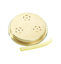 Bartscher Pastamatrijs Brons voor Tagliolini 3 mm | 55x55x10(h)mm