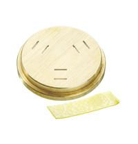 Bartscher Pastamatrijs Brons voor Fettuccine 8mm | 55x55x10(h)mm