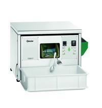 Bartscher Bestek poleermachine RVS | 230V | Cap. 1.500 stuks per uur | 510x440x345(h)mm