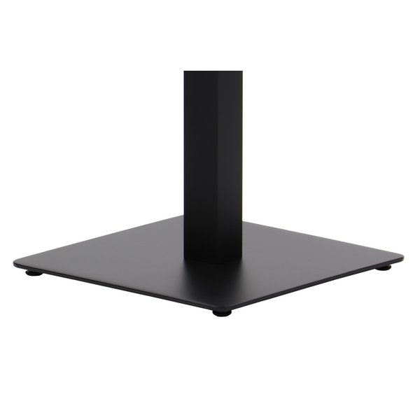 Tafelonderstel zwart | 40x40x72(h)cm