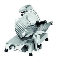 Bartscher Vleessnijmachine plus mes Ø250mm | 230V | Geschikt voor worst | 435x510x385(h)mm