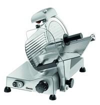 Bartscher Vleessnijmachine plus mes Ø220mm | 230V | Geschikt voor worst | 410x475x360(h)mm