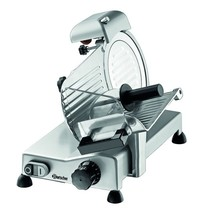Bartscher Vleessnijmachine plus mes Ø195mm | 230V | Geschikt voor worst | 335x440x340(h)mm