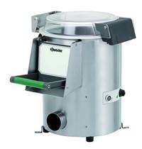 Bartscher Aardappelschilmachine 5kg | 230V | 60kg/uur | 610x520x560(h)mm
