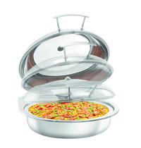 Bartscher Chafing dish flexible 6,2L | Container Ø390mm | 435x472x185(h)mm