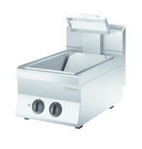 Bartscher Friet warmhoud unit elektrisch | 1/1 GN | 2 kW/h | 400x650x295(h)mm
