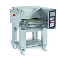 Zanolli Lopendeband gas pizzaoven RVS | 8,7 kW/h | 40cm band | 980x1300x440(h)mm