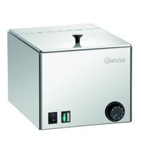 Bartscher Worstenwarmer elektrisch 1KA10-FM | 1 kW/h | 1 bak | 270x360x240(h)mm