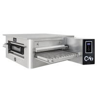 Prismafood Tunnel oven gas C80  | 206 pizza's/h | 80cm band | 2250x1560x1130(h)mm