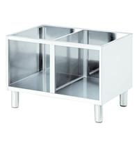 Bartscher Onderbouw open 650 | 800x535x560(h)mm