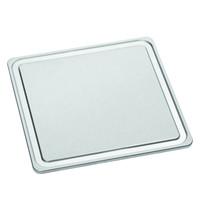 Bartscher Braadplaat gietijzer 900-G | 390x390x19(h)mm