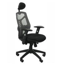 Luxus Bureaustoel KB-8905 Grey   Zithoogte 47-55cm