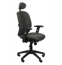 Luxus Bureaustoel KB-912A  Graphite   Zithoogte 47-55cm