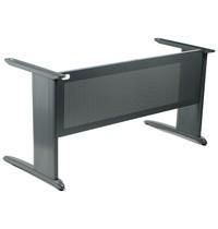 Luxus Stalen paneel black voor  CD-A/CM/CM-UD/CD-S | 127cm