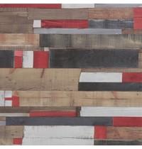 Taralux Tafelblad rond Werzalit Reddenwood 69cm