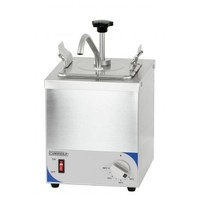 Casselin Sausdispenser | 1x 1/6 GN | 40°C - 70°C | 206x330x355(h)mm