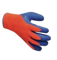 Gastronoble Diepvrieshandschoenen lates oranje/blauw (paar)
