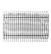 Vogue Theedoek wonderdry zwart polyester/katoen | 10 stuks | 762(b)x508(d)mm