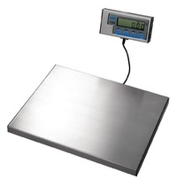 Salter Weegschaal RVS los display   Cap.60kg   380x300x27(h)mm