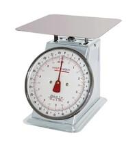 Weighstation Platformweegschaal RVS | Cap. 10 kg | 24cm vierkant platform