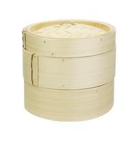 Vogue Bamboe stomer 600ml | 15,2(Ø)x13,5(h)cm