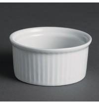 Olympia Whiteware ramekins 6cl | 12 stuks | 7(Ø)x3,3(h)cm
