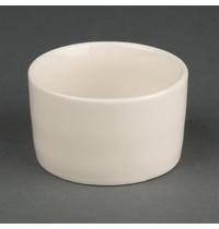 Olympia Ivory eigentijdse ramekins 10cl | 12 stuks |  7(Ø)x4,5(h)cm