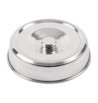 Vogue Cloche aluminium |  20(Ø)x5(h)cm
