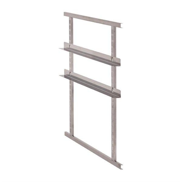 2 set rails voor DW585 | 600x580x30(h)mm