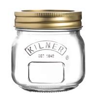 Kilner Weckpot glas met schroefdeksel 0,5L