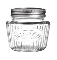 Kilner Weckpot vintage glas 25cl | 9(Ø)x8(h)cm
