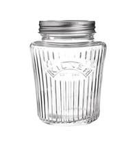 Kilner Weckpot glas vintage 500ml   9,8(Ø)x12,7(h)cm