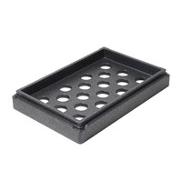 Thermo Future Koelelement houder voor 1/1 GN thermobox | 400x600x85(h)mm