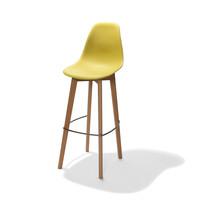 VEBA Keeve barkruk geel | 530x470x1190(h)mm